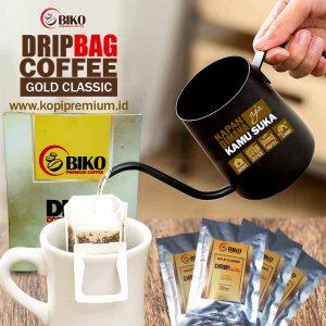 drip cofee bag gold classic