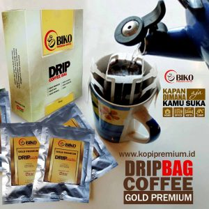 drip cofee bag gold premium