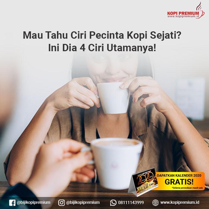 pecinta kopi sejati