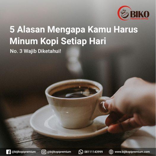 kopi setiap hari