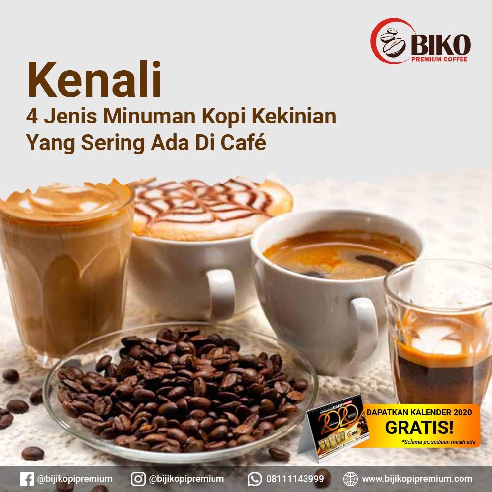 kenali jenis kopi