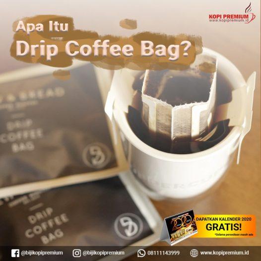 drip coffe adalah