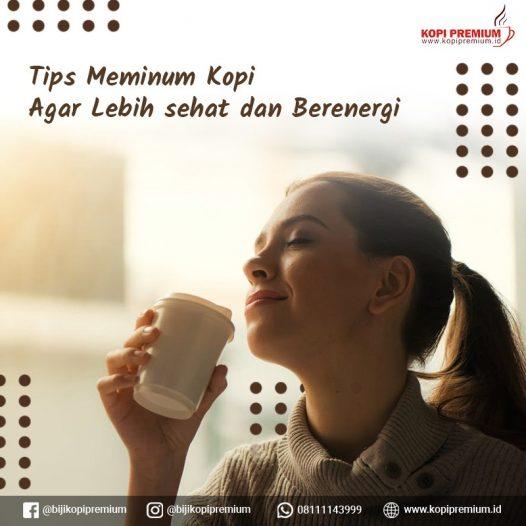 tips kopi berenergi