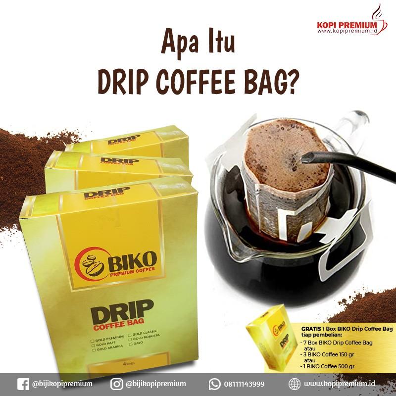apa itu drip coffe