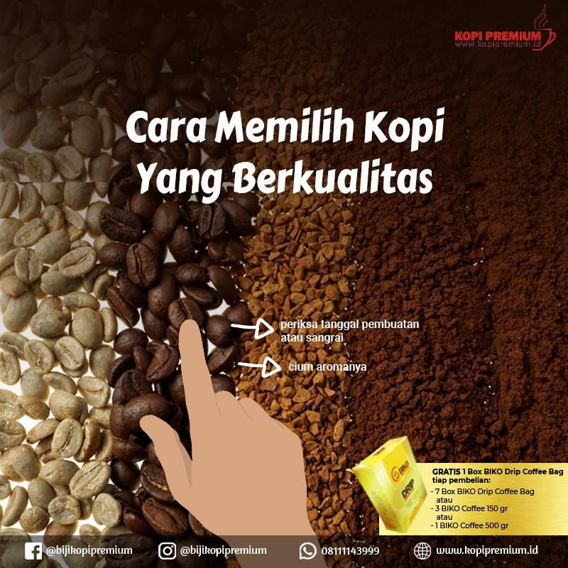 tips memilih kopi