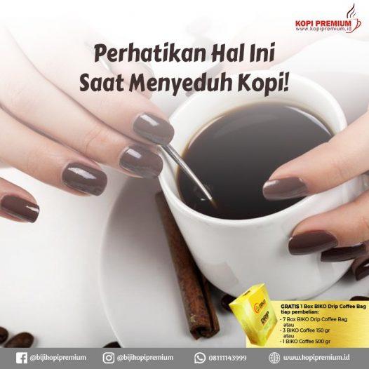 tips menyeduh kopi