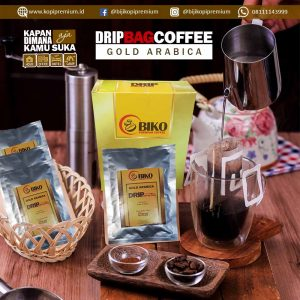 drip coffee arabica