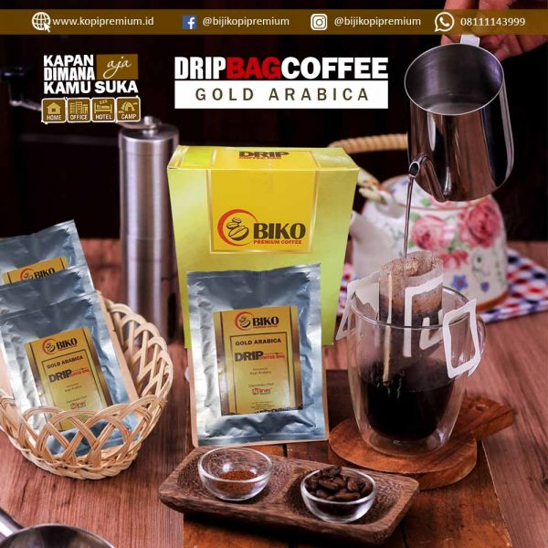 drip coffee arabica