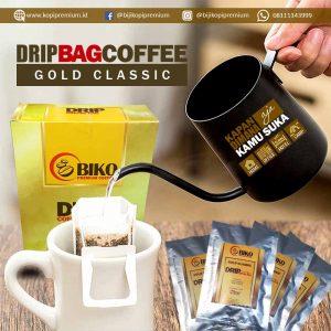 Kopi Biko Drip Bag Gold Classic