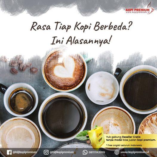 rasa kopi