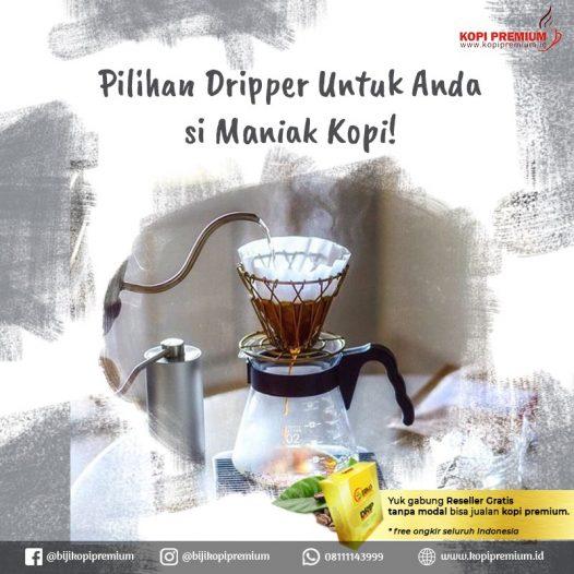 dripper kopi