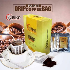 Paket Drip Coffe Bag
