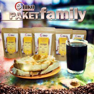 Paket Kopi Family