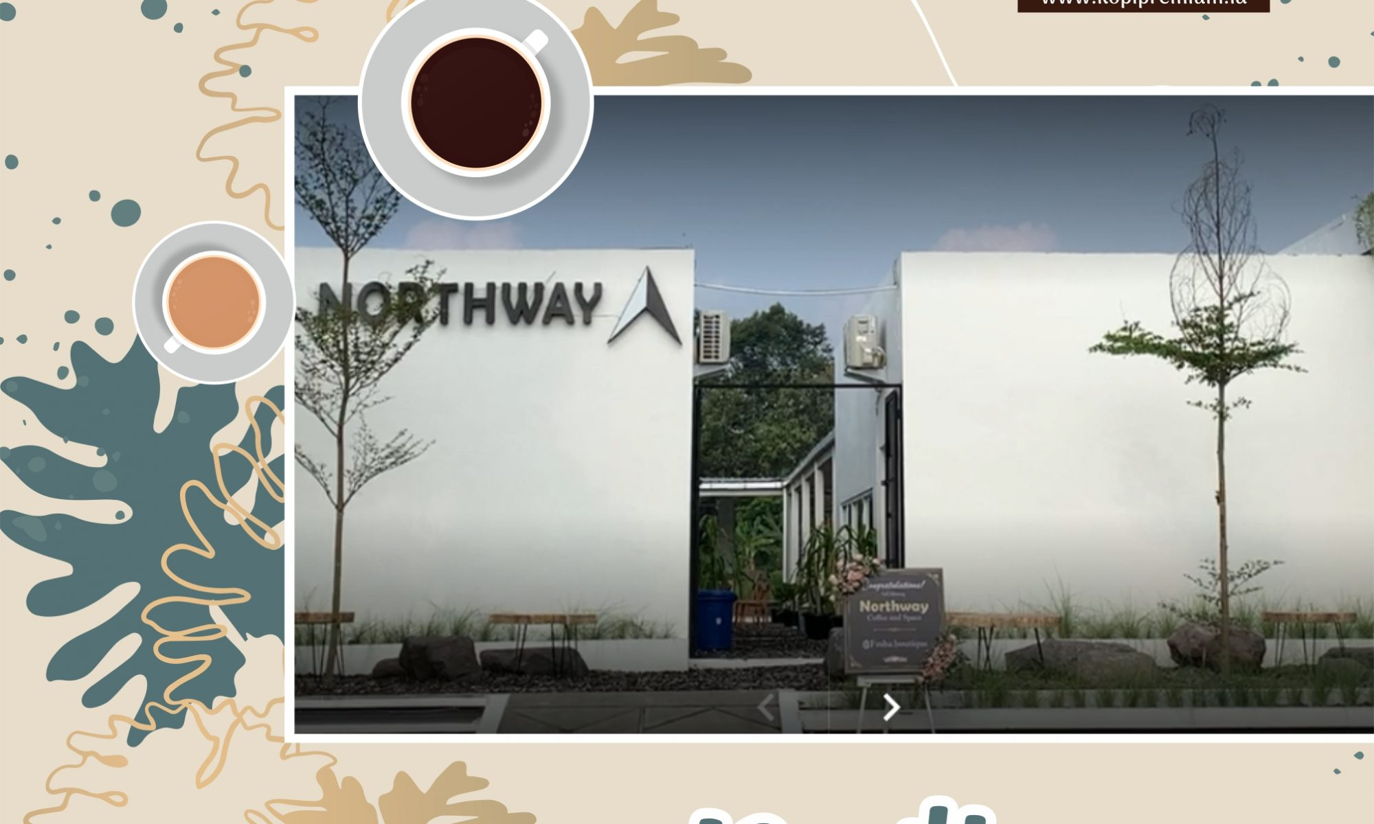 northway coffee space