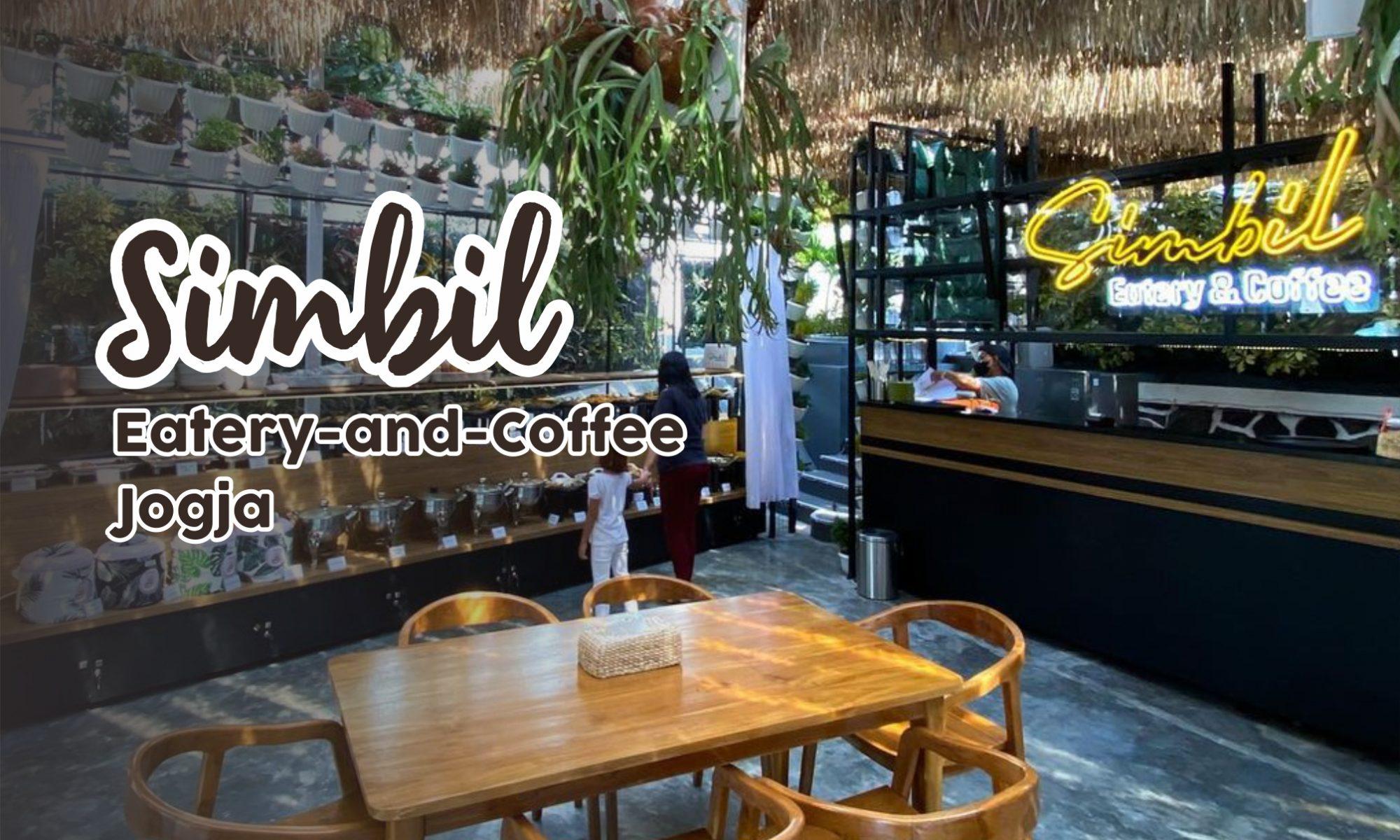 simbil eatery coffee jogja